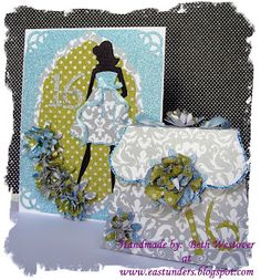 A really cute card by Beth Westover!