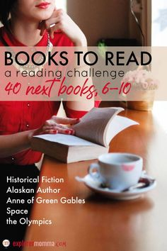 Do you have a books to read list? Check out the challenge and what I'm reading in the current categories. Let's read! 40 Book Challenge, Reading Challenge, Book Suggestions, Book Recommendations, Good Books, Books To Read, Mindfulness Books, Historical Fiction Books, Personal Development Books