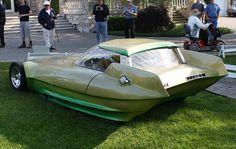 1966 Reactor Custom Show car (Gene Winfield ) Citroen/Corvair