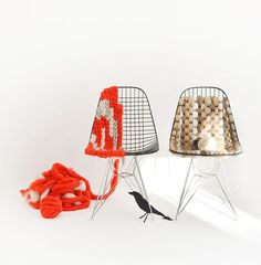 Eames-weaving-knitting-loom-wire-chair