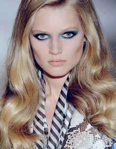 ♥: Photo Toni Garrn, Make Up, Beauty Makeup, Makeup, Maquiagem