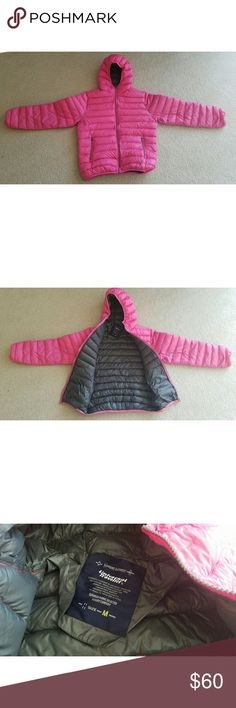 Universal Traveller Puffer Coat Pink puffet coat in very good condition Universal Traveller Jackets & Coats Puffers