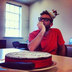 Happy birthday Andy!