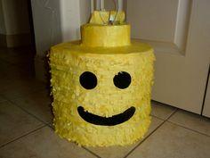 Lego Head Pinata!