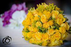 Buque amarelo rosas. Buquet yellow
