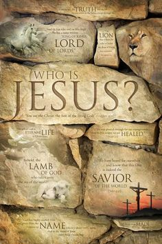 Jesus! King of Kings and Lord of Lords!