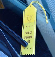 Even losers deserve a ribbon. - http://noveltystreet.com/item/17533/