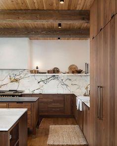 Interior Desing, Home Interior, Kitchen Interior, Kitchen Design, Country Look, Country Home Magazine, Cocinas Kitchen, H&m Home, Up House