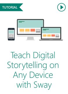 This new, innovative, web-based learning tool will help your students create and share their own stories, on any classroom device! Save and watch this tutorial to learn more. Online Presentation, Presentation Software, Educational Technology, Instructional Technology, Instructional Strategies, Educational Leadership, Read 180, Content Marketing Tools, School Computers