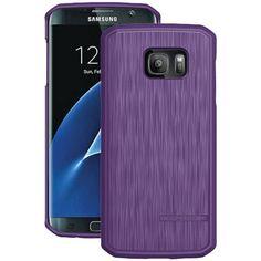 BODY GLOVE 9558101 Samsung(R) Galaxy S(R) 7 edge Satin Case (Grape)