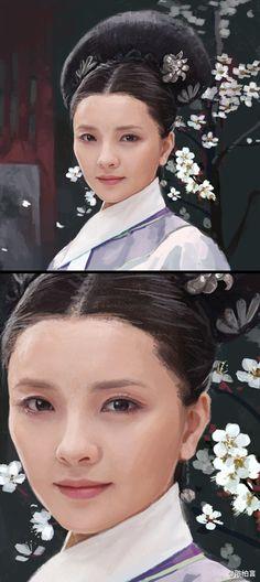 Tôn Cô Cô- người trung thành nhất với Chân Hoàn từ khi nàng là thường tại cho đến khi trở thành Mẫu nghi thiên hạ, Tôn cô cô vẫn một mực trung thành với Chân Hoàn...