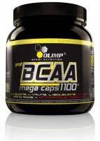 Jedne z najlepszych aminokwasów BCAA na rynku. To co ważne są bardzo skoncentrowane i mocne dlatego warto wybrać Olimp BCAA