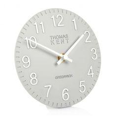 Thomas Kent Clocks Cotswold Mantel Clock Smoke