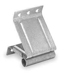 Battalion 1RBX2 Top Roller Bracket, Adjustable, Steel by Battalion. $9.40. Top Roller Bracket, Adjustable, Material Stainless Steel, Height 3 1/4 In, Width 3 In, Holes per Leaf 3, Corners Square, Holes With, Includes Hardware