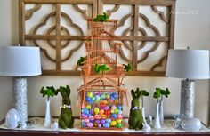 Easter Dining Room 2014