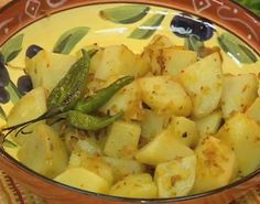 Potatoes and onions with pepper pesto is a great side dish to pork, chicken, or fish from Mary Ann Esposito of Ciao Italia. Find more at PBS Food. Italian Chef, Italian Recipes, Pbs Food, Vegetable Recipes, Pesto, Potato Salad, Side Dishes, Pork, Potatoes