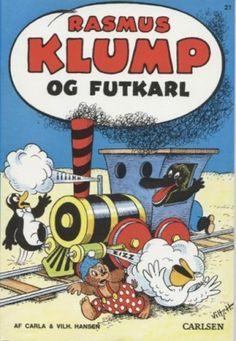 Rasmus Klump og Futkarl. Nr 21