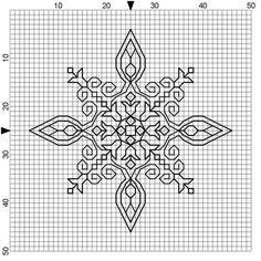 Free Blackwork and Cross Stitch Patterns Blackwork Cross Stitch, Blackwork Embroidery, Cross Stitch Charts, Cross Stitch Designs, Cross Stitching, Cross Stitch Embroidery, Embroidery Patterns, Cross Stitch Patterns, Islamic Pattern