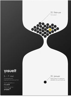 Visuelt, 2011: ID Package for Visuelt (the annual Norwegian design awards) by Non-Format. Call for entries, events   program, catalogue and ticket badges.  Custom typography and   design by Non-Format &  Jan Erik Svendsen.