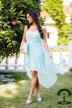 Aquamarine dress AX Paris
