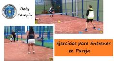 Ejercicios de Control en Pareja ¡Entrenando Mi Amigo y Yo! #padel http://blgs.co/39okYk