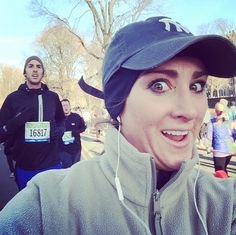 """Half Marathon Runner Passes Time On Her Run By Taking Selfies With Hot Guys"" THIS. Is not a bad idea hahaha"