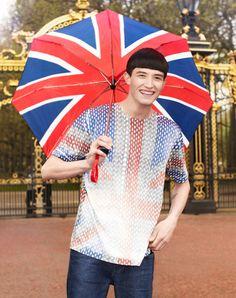 5653348db68 Union Jack British Style Men