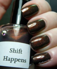 Girly Bits - Shift Happens | Pointless Cafe