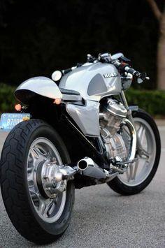 SPEED — Honda CX500