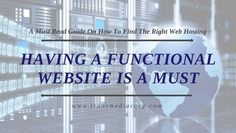 Having a functional website is a must in the modern-day business environment, and almost any line of business requires a virtual presence. However, web pages and sites are not easy to maintain, and there are a lot of elements you need to consider before creating your own website. Web hosting is one of those factors, [...]