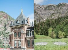 John & Chelsea have an amazing love story. Coming all the way from Texas, their Ouray Wedding at the Amphitheater and Beaumont Hotel was so emotional. Hotel Wedding Venues, Colorado Wedding Venues, Beaumont Hotel, Crested Butte, Barcelona Cathedral, Chelsea, Matilda, Amanda, Weddings