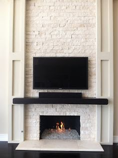 Design Works: Fireplace Focal Point