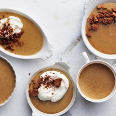Bourbon-Butterscotch Pudding Recipe ... made for burns supper