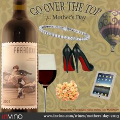 "This Mother's Day, we're thinking ""Go big or go home"" with Duckhorn Mags for Mom. https://www.invino.com/wines/mothers-day-2013"