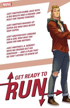 Marvel Brings Us 'The Runaways' This September | FangirlNation Magazine