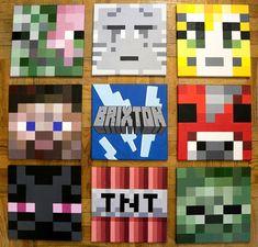Minecraft art...