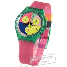 Swatch Flash-Arrow SCL100 - 1991 Spring Summer Collection