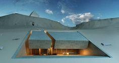 Jebaa: Meditation House (progetto da realizzare) | Smartweek