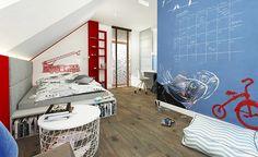 ROOM STUDIO Loft, Studio, Bed, Furniture, Home Decor, Decoration Home, Stream Bed, Room Decor, Lofts