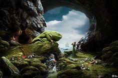 The Kings Of Frog Island on Behance