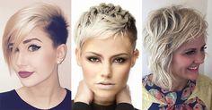 Wil jij jouw dinsdag starten met veel nieuwe ideetjes betreft jouw haar? Check dan snel deze mix van gave korte kapsels. Misschien ga jij na het zien van deze modellen morgen nog naar de kapper!