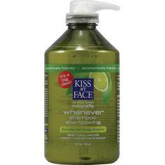 Kiss My Face Whenever Shampoo (1x32 Oz)