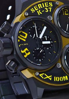 Welder K37 6501 Watch
