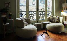 Camille, Paris 16ème - Inside Closet