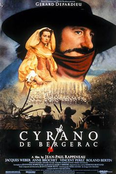 """""""Cyrano de Bergerac"""" de Jean-Paul RAPPENEAU - CINÉMA/THEATRE"""
