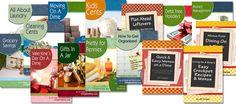 Living On A Dime New Year's Sale: 15 ebooks for $15! http://www.livingonadime.com