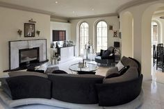 This is a sexy room. 8 bedroom property for sale in Slant Gate, Kirkburton, Huddersfield HD8 - 29682055