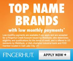 Apply for Credit and Get Low Monthly Payments from Fingerhut! « Delighted For Deals