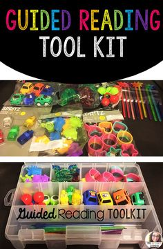 Teach Your Child to Read - Perfect way to organize your guided reading tools. ♥ Give Your Child a Head Start, and...Pave the Way for a Bright, Successful Future...