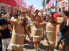 É carnaval